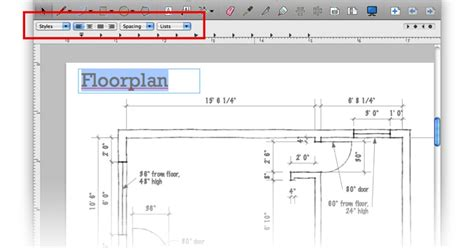 Sketchup Layout Change Font | retired sketchup blog formatting text in layout on a mac