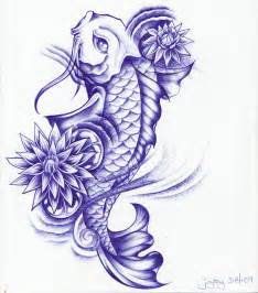 Koi And Lotus Point Koi And Lotus By Joytoy On Deviantart