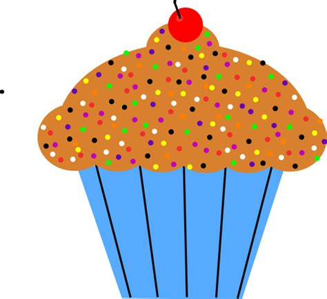 free cupcake clipart cupcake clip at clker vector clip
