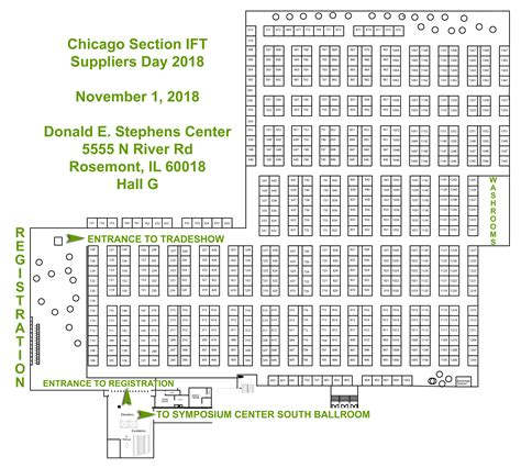 chicago section ift chicago ift 2018 suppliers night