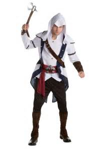 assassin creed halloween costume assassins creed connor classic costume