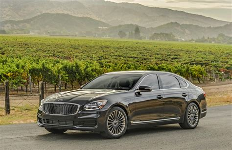 Kia K9 2020 by 2019 Kia K900 Review Trims Specs And Price Carbuzz