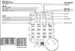 solved i need fuse panel diagram for 1987 chevy s10 fixya