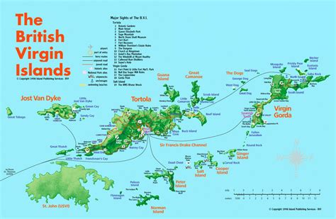 st bvi map adventures in sailing day 3 we sail to the bvi