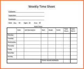 time sheet template bio letter sample