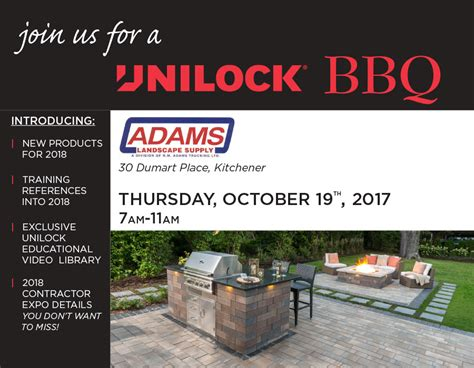 Landscape Supply Brunswick Ohio Unilock Fall Dealer Bbq Landscape Supply Unilock