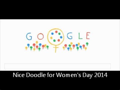 doodle s day 2014 happy international s day doodle 2014