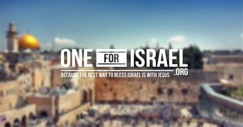 one for israel ministry evangelism bible college