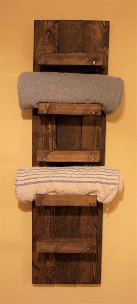 bathroom towel racks shelves 1000 ideas about towel shelf on bathroom