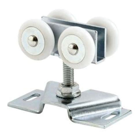 Pocket Door Rollers Replacement by On Bearing Pocket Door Roller And Bracket