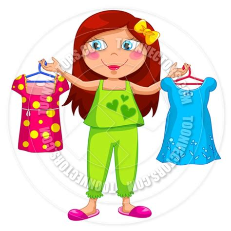 Take Clothes by Putting On Clothes Clipart Take Clothes Clipart Ka