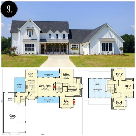 farmhouse floor plan 10 modern farmhouse floor plans i rooms for rent
