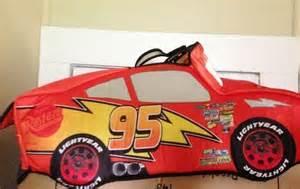 Lightning Mcqueen Dress Up Car Disney Pixar Cars Lightning Mcqueen Costume