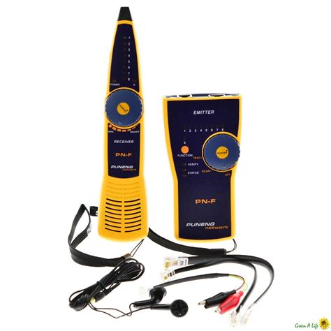 wire tester puneng pn f wire tracker toner probe network cable tester