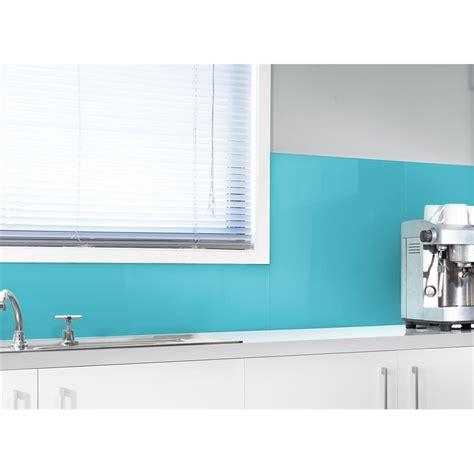 Bunnings Splashbacks For Kitchens by Vistelle 2600 X 760 X 4mm Sky High Gloss Acrylic Splashback