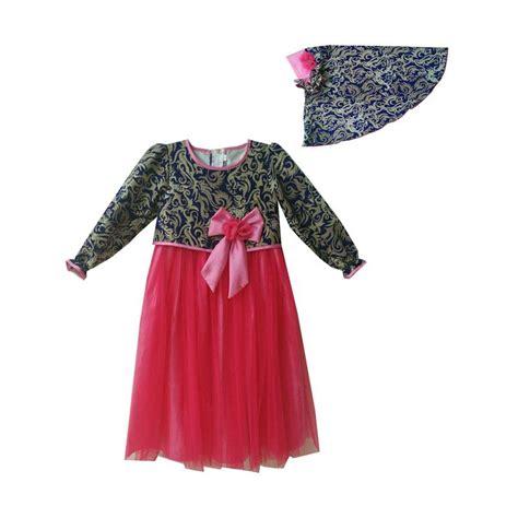 Gamis Baby Gamis Anak jual baby zakumi motif batik baju gamis anak perempuan