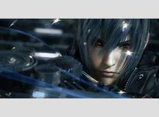 Noctis Lucis Caelum (Tekken 7 / Final Fantasy XV) King Of Kings Logo Wallpaper