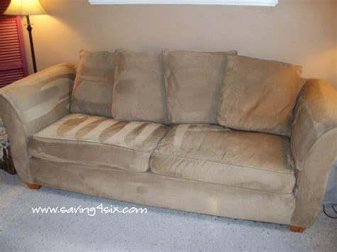 how to clean dirty leather couch the secrets to cleaning a microfiber couch offbeat home