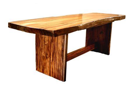 Acacia Table by Fong Brothers Co Acacia Wood