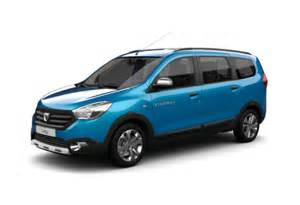 Dacia lodgy stepway bleu d azurite m 233 tallis 233
