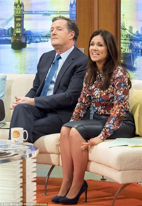 betsy devos wedding good morning britain fans fawn over susanna reid s sexy