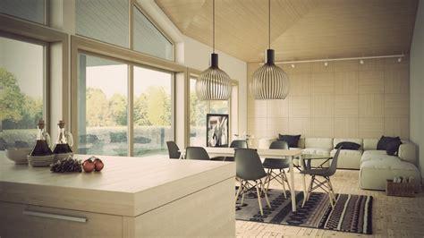 salon salle a manger cuisine ouverte cuisine ouverte sur salon en 55 id 233 es open space superbes