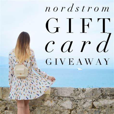 Can I Use A Nordstrom Gift Card At Nordstrom Rack - 200 nordstrom gift card giveaway ends 5 8 mommies with cents