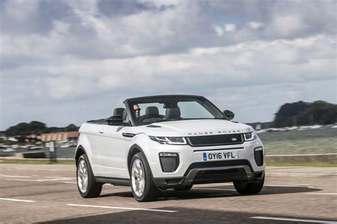 convertible land rover cost open four business range rover evoque convertible