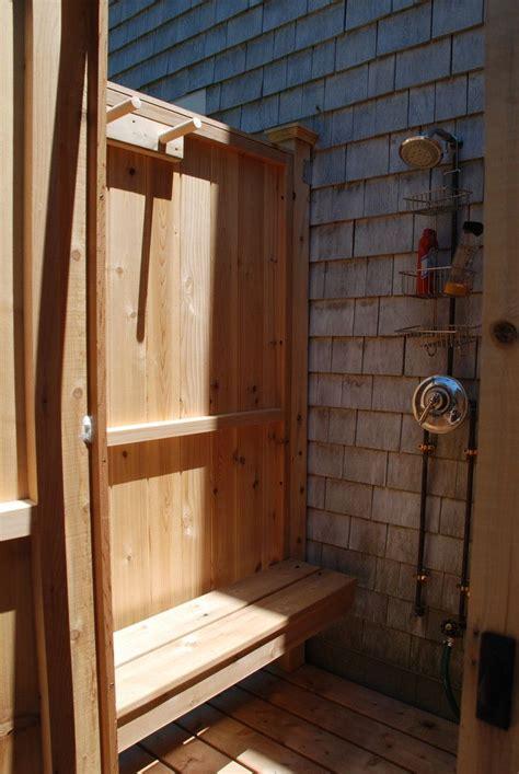 best 25 outdoor shower kits ideas on pinterest pool