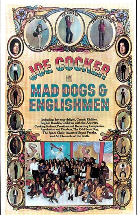 mad dogs and englishmen mad dogs and englishmen poster barrakam