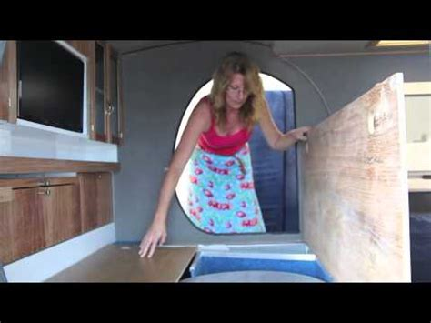 Rv Storage Building Plans gidget retro teardrop camper 2015 youtube