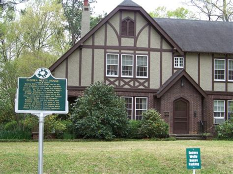 Eudora Welty House by Gardens Eudora Welty House Picture Of Eudora Welty