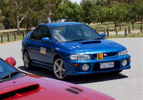 canberra subaru learn to drive in a wrx apex driving school canberra
