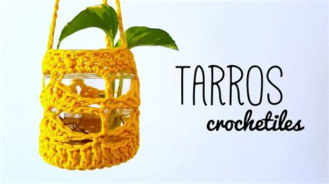 decorados in english tarros de vidrio decorados con crochet english sub