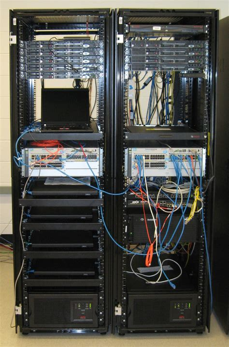Rack Server For Home by Princeton Scenic The Edge Lab