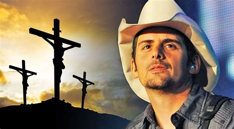 brad paisley rugged cross brad paisley brings endless tears with beloved rugged cross country rebel