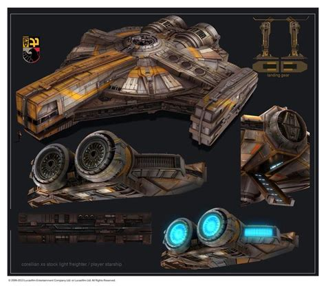 Xs Stock Light Freighter by 1000 Images About Sci Fi On Wars Clone