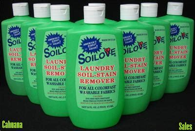 Want A Bottle Of Dirt How About Perspiration by 9 Bottles Of Soilove Laundry Soil Stain Remover 16 Oz Fast