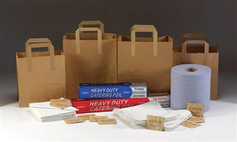 Paper Supplies - disposable packaging