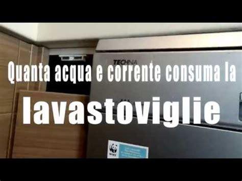 Quanto Consuma La Lavastoviglie by Quanta Acqua E Corrente Consuma La Lavastoviglie Hd