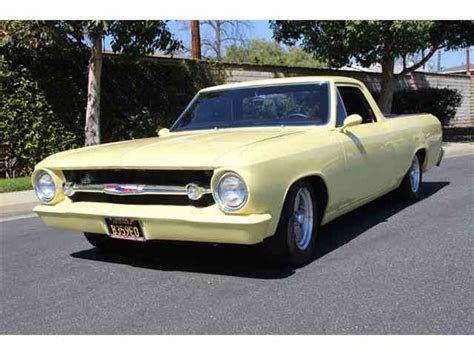1966 el camino 1966 chevrolet el camino for sale on classiccars com 21