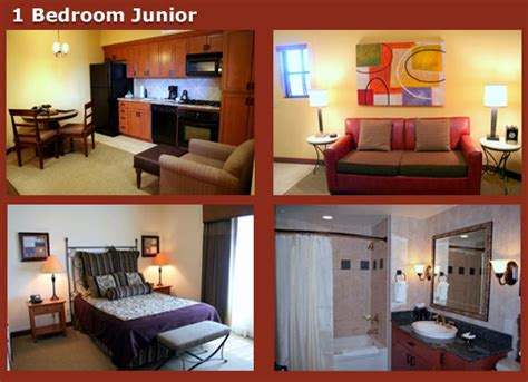 junior 1 bedroom cibola vista resort and spa accommodations