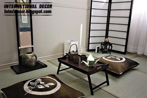 Japanese Room Decor Japanese Dining Rooms Furniture Designs Ideas