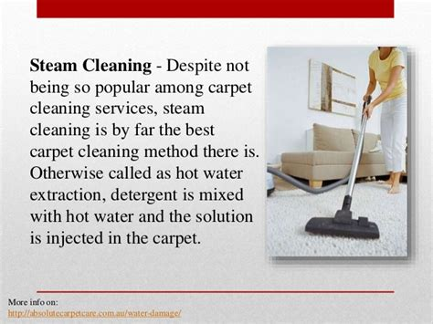 upholstery cleaning methods the right professional carpet cleaning methods