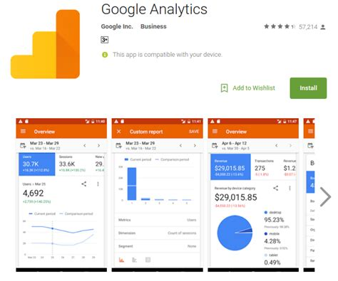 Google Complex 4 best google analytics apps for android better tech tips