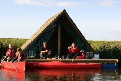 Raft Cabins by Cing On The Water Treehugger