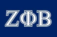 zeta phi beta greekhouse of fonts