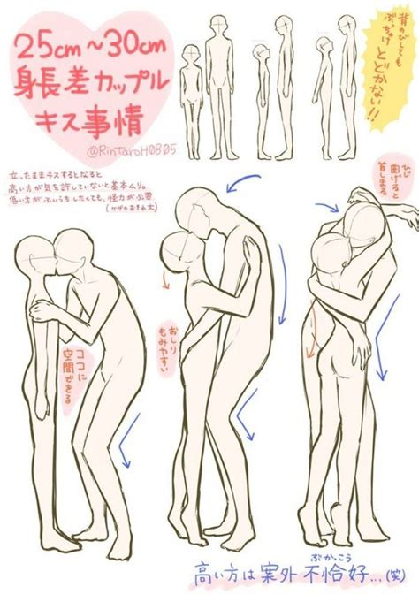 tutorial de kiss me tuto comment dessiner un couple qui s embrasse avec une