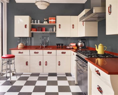 Retro Kitchen Worktops by The Iconic 1950s Kitchen Homes And Antiques