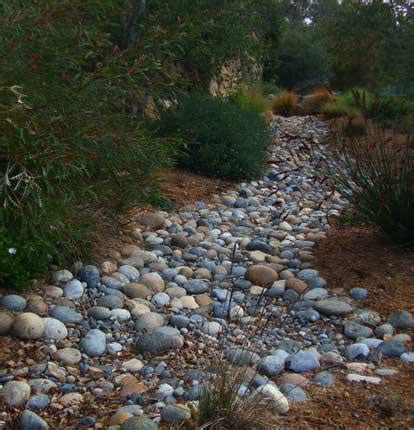 create  dry creek bed garden home design garden